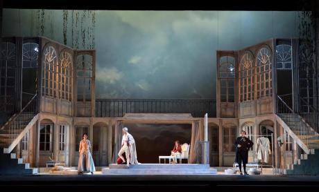 III edizione di San Carlo Opera Festival - Le nozze di Figaro di Wolfgang Amadeus Mozart per la regia di Chiara Muti