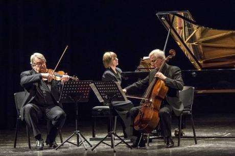 Agìmus Festival 2016 - Nuovo Trio Faurè Dalla Magica Praga