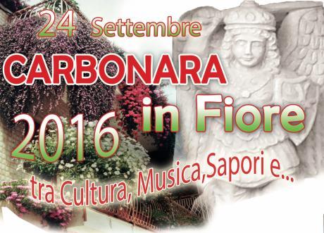 Carbonara in Fiore 2016