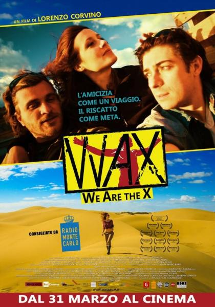 Cinema all'aperto sotto le stelle: WAX - WE ARE THE X