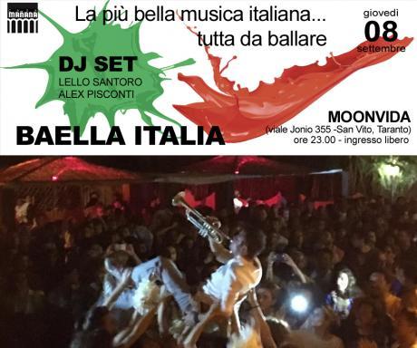 baella italia la pi bella musica italiana tutta da