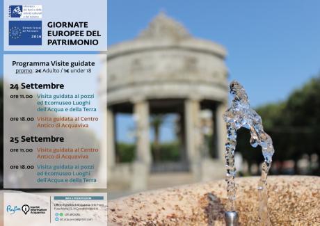 Visite guidate per le Giornate Europee del Patrimonio