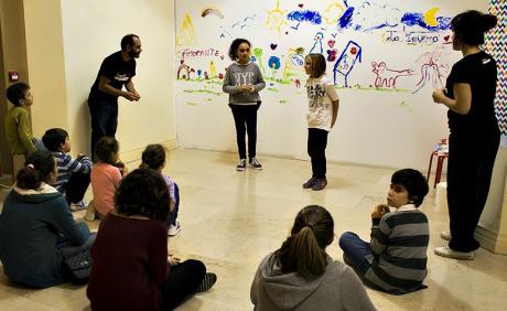 Improjunior - corso di Improvvisazione Teatrale per bambini e ragazzi