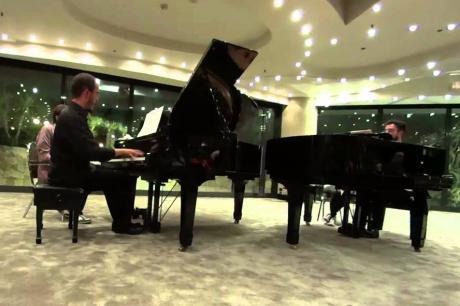 Angione & Finamore Two Piano Duo