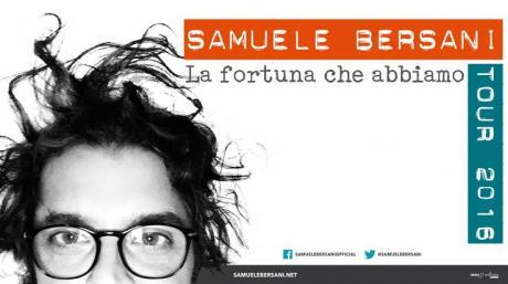 Samuele Bersani in concerto