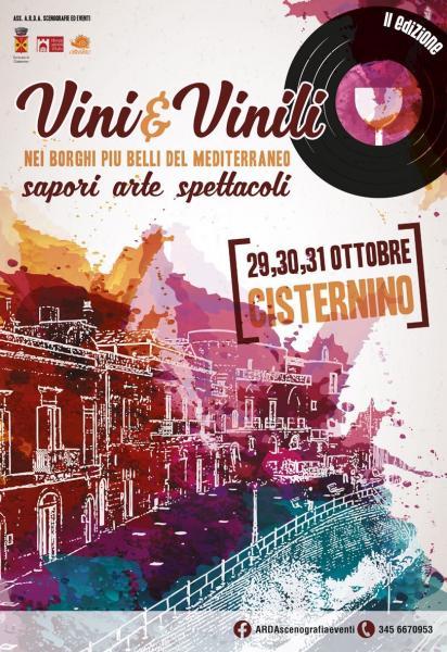 Vini e Vinili Festival nei Borghi più belli del Meditteraneo
