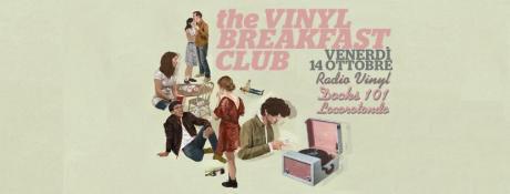 "The Vinyl Breakfast Club presenta ""Radio Vinyl"" (storytelling in forma di canzone)"