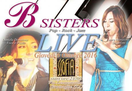 B Sisters live