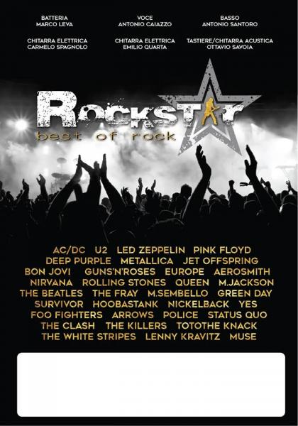 "OKTOBERFEST PARTY alla Rotonda Beat con ""I ROCKSTAR""!!"