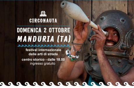 Circonauta - Festival Internazionale delle Arti di Strada