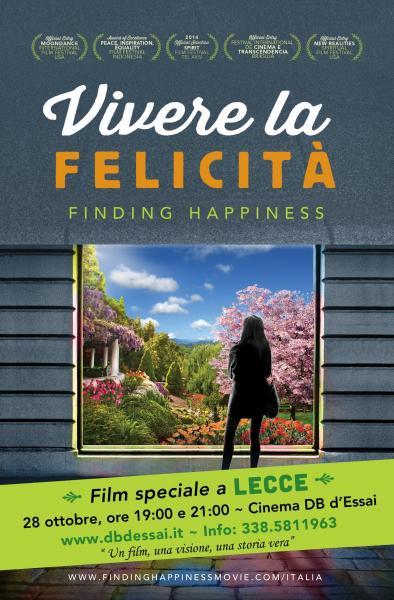Vivere la felicità (Finding Happiness)