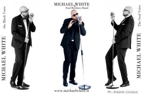 Michael WHITE mario biondi tribute al Santo Graal Trani