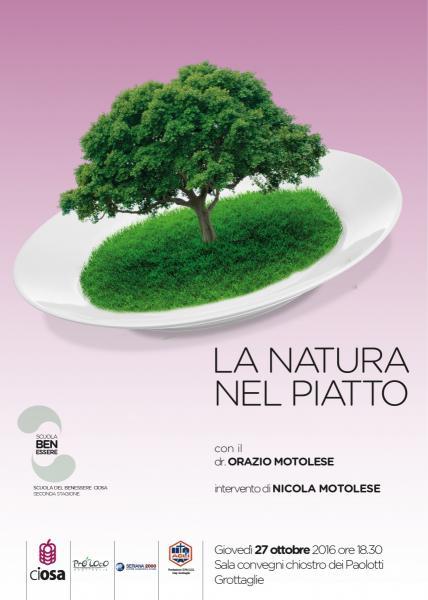 La Natura Nel Piatto