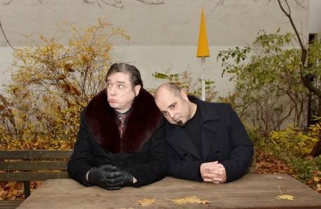 Time Zones XXXI Edizione - Teho Teardo & Blixa Bargeld Group in Nerissimo, Opening act Sergio Altamura