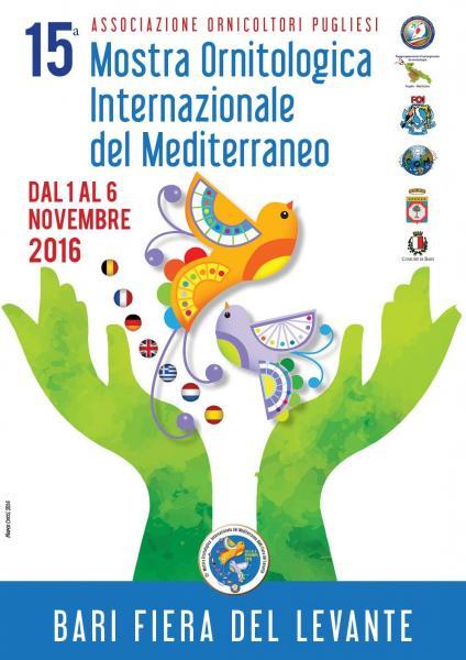 15^ Mostra Ornitologica Internazionale del Mediterraneo