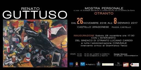 Renato GUTTUSO mostra personale