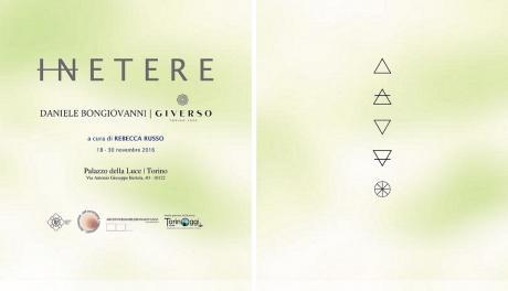 Daniele Bongiovanni/Giverso - InEtere