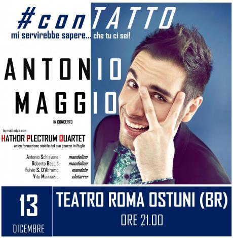 ANTONIO MAGGIO & HPQ in concerto