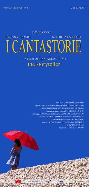 """Film """"I CANTASTORIE """"di Gian Paolo Cugno"""
