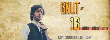 GNUT live at Bebop