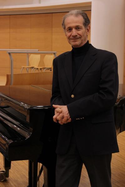 House Concert - Giancarlo Simonacci plays John Cage