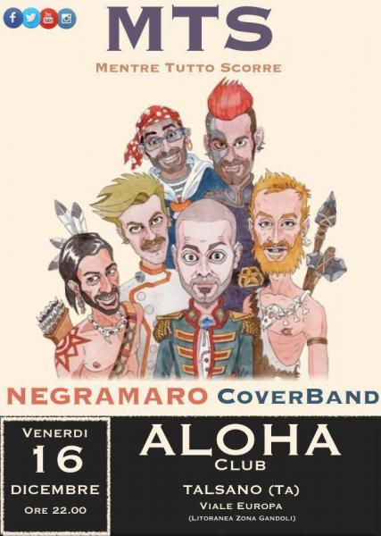 MTS Negramaro coverband salento