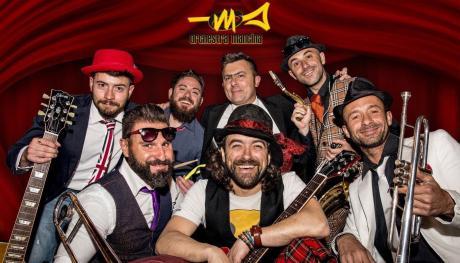 Orchestra Mancina at XXL Music Pub // Sabato 10 Dicembre 2016