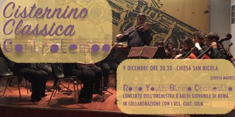 ROMA YOUTH STRING ORCHESTRA - Cisternino Classica Controtempo