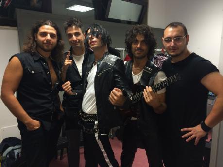 Immacolata in compagnia degli Off The Wall, Tribute Band di Michael Jackson