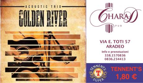 Golden River Live at Charad Pub