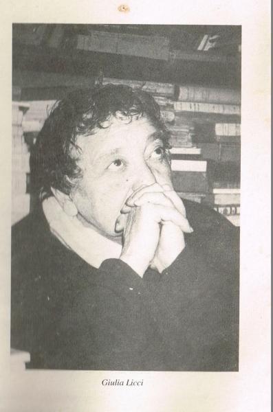 AMO. Verso una resistenza poetica. Incontro con Mauro Marino sulla poetessa Giulia Licci. Ruffano, venerdì 16 dicembre ore 19