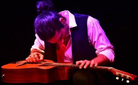 Django, storie di jazz manouche