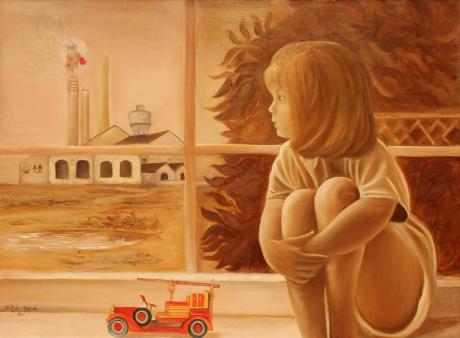 Le opere di Maria Giulia Bagnuolo in mostra
