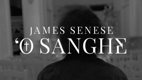 JAMES SENESE NAPOLI CENTRALE in O'Sanghe Tour