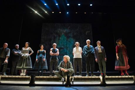 Molière:la recita di Versailles - Stagione 2016/17 Teatro Curci di Barletta