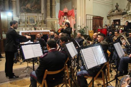 Concerto di Capodanno nelle Grotte di Castellana