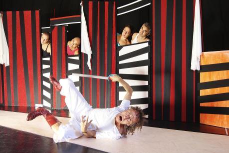 Anelante di Rezza Mastrella al Teatro Vascello