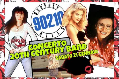 CONCERTO 20th Century Band + Dj. Party