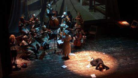 """Ad Auschhwits c'era un'orchestra femminile"""