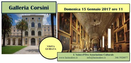 Visita guidata alla Galleria Nazionale di Arte Antica in Palazzo Corsini