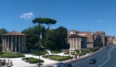 I luoghi del commercio nell'antica Roma