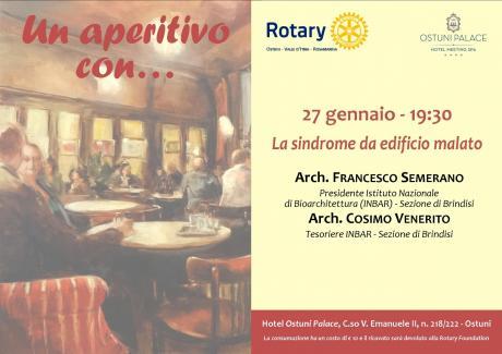Un aperitivo con... Francesco Semerano e Cosimo Venerito