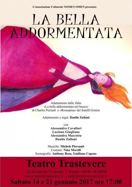 """Con """"La bella addormentata"""" al Teatro Trastevere va in scena la forza del vero amore"""