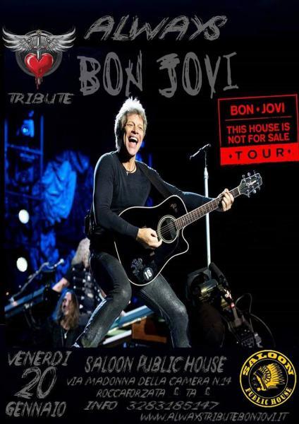 Bon Jovi Tribute Live