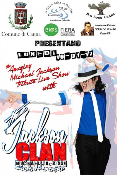 The JACKSON CLAN live at Canna - CS