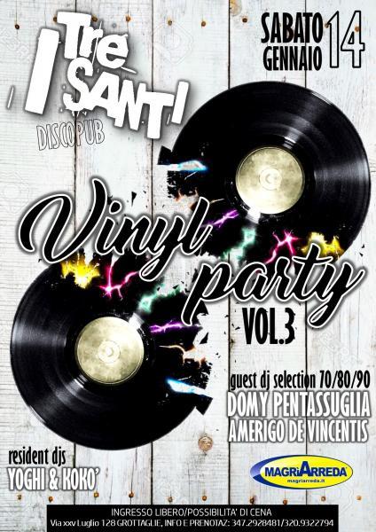 VINYL PARTY vol.3