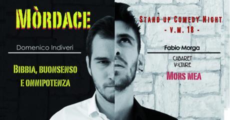 Mòrdace - Stand up Comedy Night