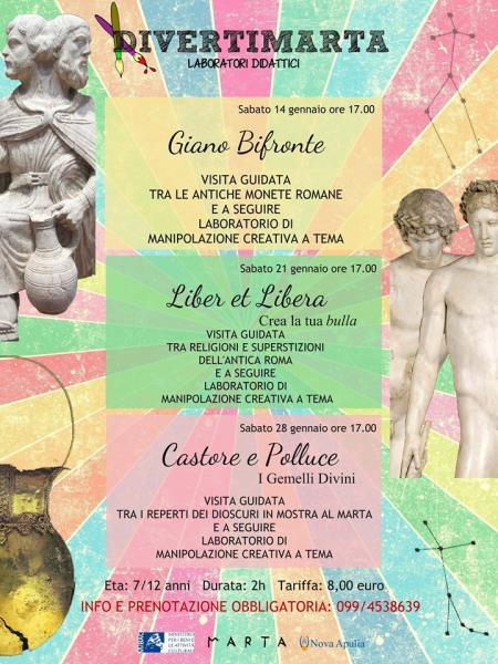 GLI DEI dei ROMANI : GIANO BIFRONTE - LA BULLA - I GEMELLI DIVINI