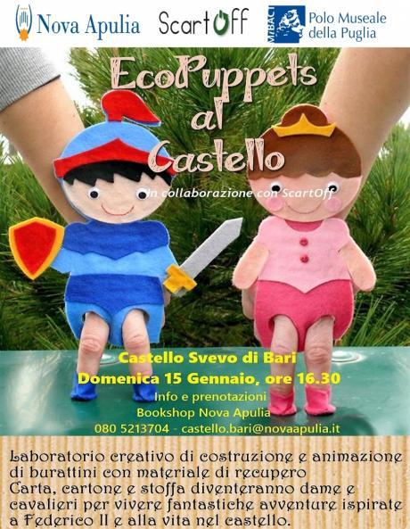 Ecopuppets al Castello