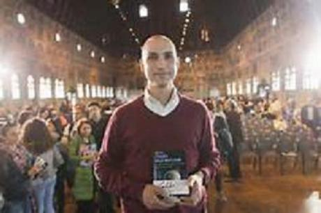 """Paolo Gallina presenta """"L'anima delle macchine"""""""